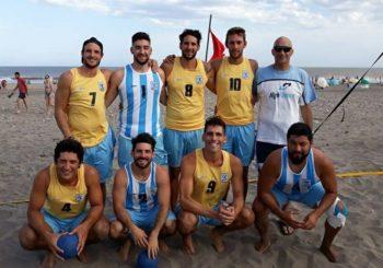 Argentina se consagró campeón en el Circuito Patagónico de Beach Handball