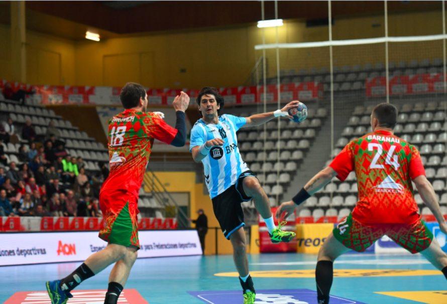 [VIDEO] Torneo Internacional de España 2018: Argentina – Bielorrusia