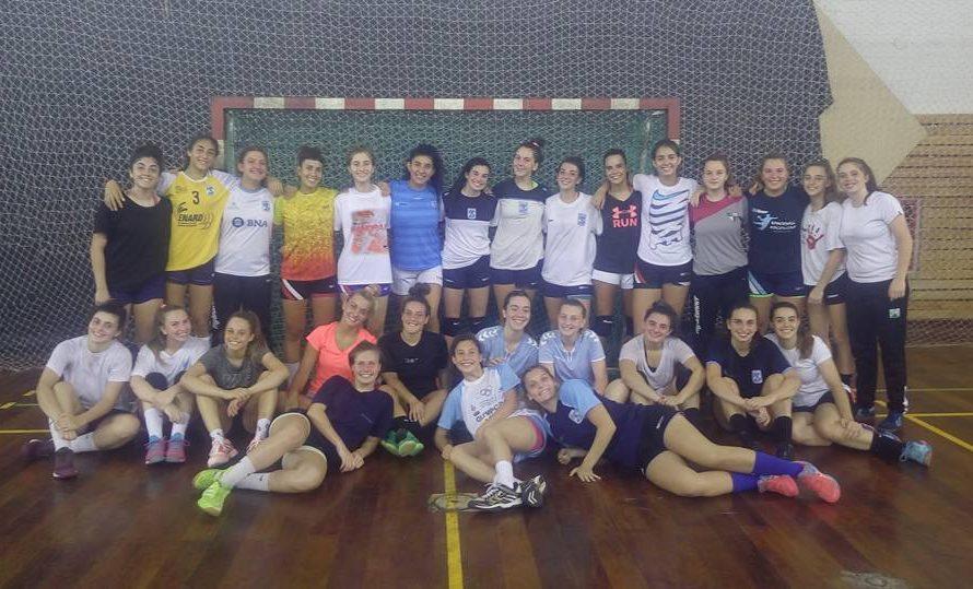 La Preselección Juvenil Femenina realiza una concentración en Córdoba