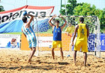 En año mundialista, el beach adulto masculino inicia su preparación
