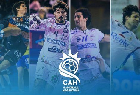 Cuatro argentinos harán historia mañana en la Champions League europea