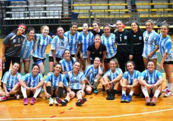 Concentración de las Preselecciones Junior y Juvenil Femenina en Santa Fé y San Nicolás