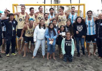 Argentina clasificó al Mundial de Beach en varones pero no pudo en damas
