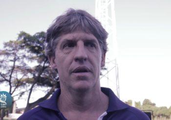"""Eduardo Peruchena: """"Tenemos que hacer un click en el aspecto defensivo y dar un salto de calidad"""""""