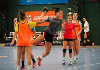 Las Juveniles continúan con la preparación para el Panamericano de Buenos Aires