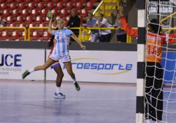Argentina derrotó a Dominicana en el arranque del Panamericano Junior