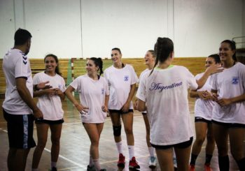 Las Juniors, en la recta final hacia el Panamericano de Brasil