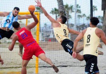 Inmejorable inicio para los equipos argentinos en el Panamericano de Beach