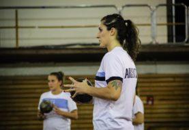 """Manuela Pizzo: """"Las cosas en el Mundial no salieron pero sabemos lo que podemos dar y vamos a ir por eso en los Odesur"""""""