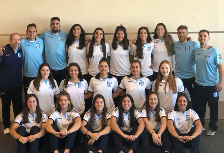 La Selección Junior se instaló en Goiânia y mañana debutará en el Panamericano