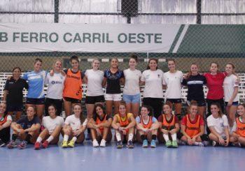 La lista de Argentina para el Panamericano Juvenil Femenino