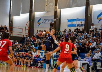 Argentina no pudo con Chile y finalizó tercera en el Panamericano Juvenil de Buenos Aires