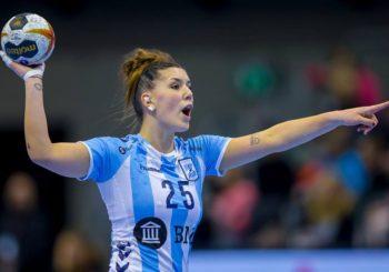 La Selección Argentina adulta femenina le ganó dos amistosos a Uruguay