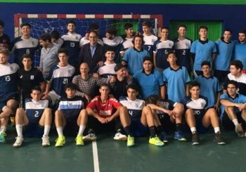 La pre-Selección Juvenil Masculina realizó una concentración en El Bolsón