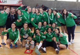 "Por séptimo año consecutivo Bariloche se viste de handball con el Nacional Cadetes ""A"""