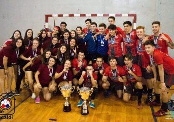 """Ward y River se consagraron campeones del Nacional de Clubes Juveniles """"A"""""""