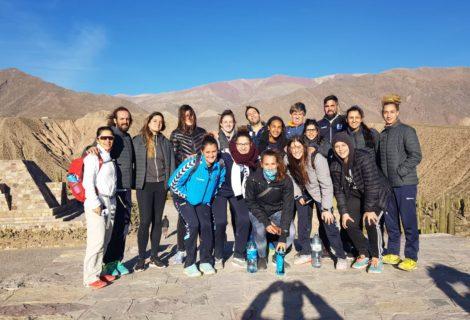 La Selección Femenina cerró la concentración en Jujuy y mañana viajará a Cochabamba