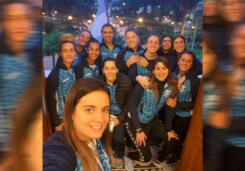La Selección Adulta Femenina fue recibida en la Gobernación de Jujuy