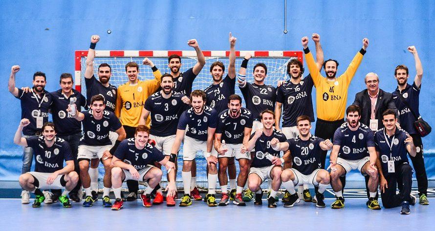 La Selección Masculina superó a Groenlandia en semifinales y se clasificó al Mundial de Alemania/Dinamarca 2019