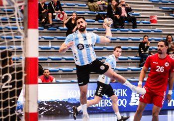 Argentina le ganó a Puerto Rico y sumó su segunda victoria en el Panamericano de Groenlandia
