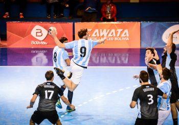 La Selección Masculina enfrentará a Chile en semifinales por un pasaje a los Juegos Panamericanos Lima 2019