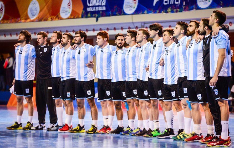 Los 16 de Argentina para el Panamericano adulto masculino de Groenlandia