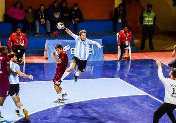 Argentina superó a Venezuela con holgura en el debut masculino en Cochabamba