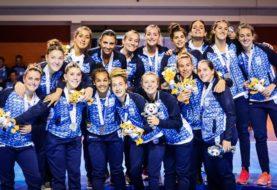 Argentina finalizó segunda en los Juegos Suramericanos Cochabamba 2018
