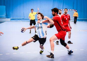 Argentina venció a Chile en el Panamericano de Groenlandia y enfrentará a los locales en semifinales