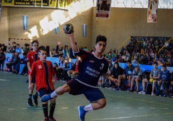 Argentino de Menores: Atlántica y Río Negro obtuvieron el tercer puesto en la divisional Oro