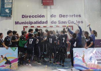 """Vélez Sarsfield (en mujeres) y AsEBa (en varones) se consagraron campeones en el Nacional de Clubes Cadetes """"B"""""""