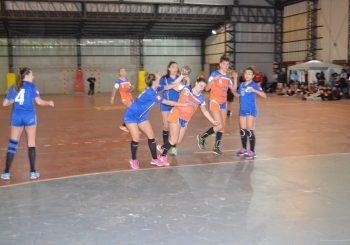Otra jornada a puro handball en San Nicolás