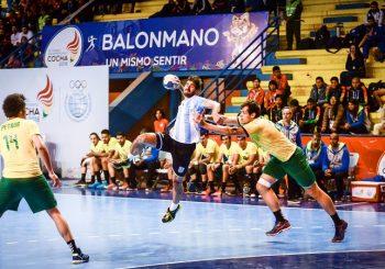 Argentina cayó con Brasil en la final de los Odesur y es medalla de plata en varones