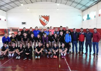 Argentina continúa la preparación para el Mundial Juvenil Femenino con una concentración en Castelli