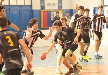 """Vélez-Universidad de Cuyo (en mujeres) y AsEBa-River (en varones) serán las finales del Nacional de Clubes Cadetes """"B"""""""