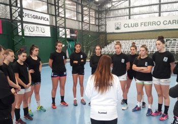 La Selección Juvenil Femenina se pone a punto para el Mundial de Polonia