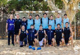 Los 10 convocados para el Mundial Adulto de Beach Handball Kazán 2018