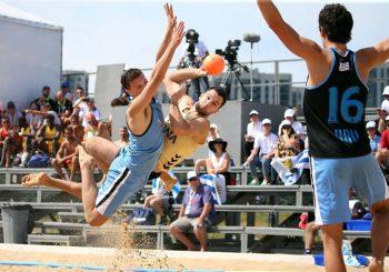 Argentina no pudo con Uruguay y jugará la Ronda Consuelo del Mundial de Beach Handball
