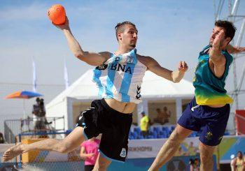 Mundial de Beach: derrotas ante Australia y Estados Unidos en el arranque de la Ronda Consuelo