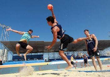 Una de cal y otra de arena para Argentina en el Mundial de Beach Handball