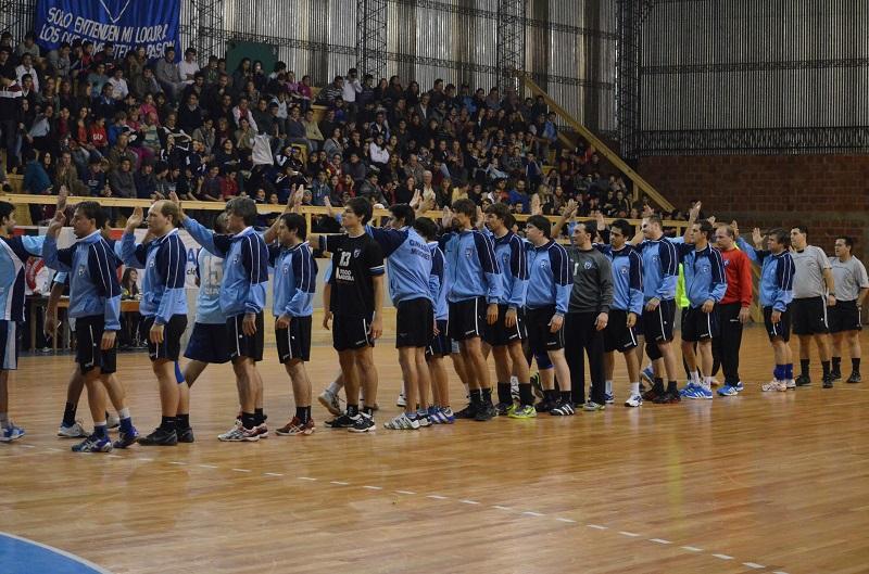 """Montecarlo se prepara para una fiesta de handball de la mano del Nacional Adulto """"B"""""""