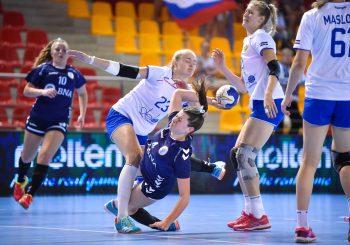 Argentina cayó con Rusia en el debut del Mundial Juvenil