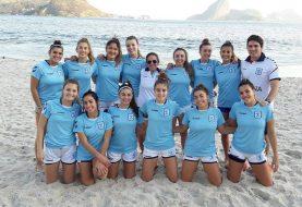Las Selecciones Argentinas Beach viajarán a Brasil para continuar con la preparación de los Juegos Olímpicos de la Juventud