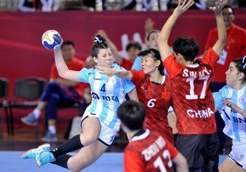 Mundial Juvenil: La Selección venció a China y mañana buscará el pase a octavos ante Holanda