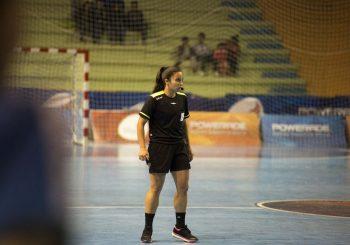 """Mariana García: """"Queremos que árbitros y jugadores crezcan a la par"""""""