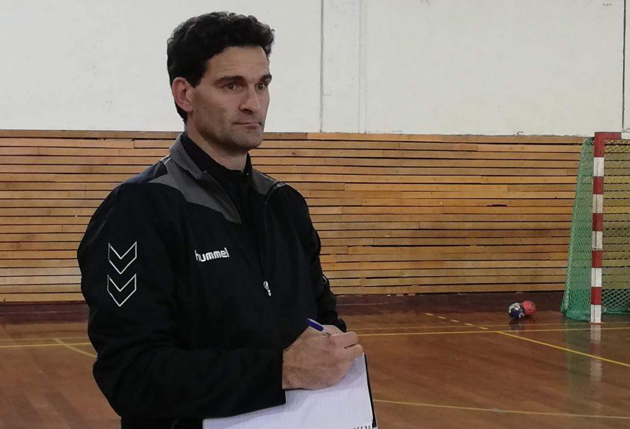 Alejandro Mariné se suma al Cuerpo Técnico de la Selección Adulta Masculina