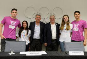 Se sortearon los grupos de los Juegos Olímpicos de la Juventud