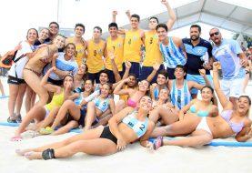 El sábado se realizará el sorteo del beach handball de los Juegos Olímpicos de la Juventud