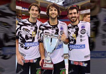 Seis argentinos se consagraron campeones en distintas copas europeas de pretemporada